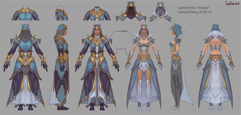 hai phan guild wars 2 light armor sets
