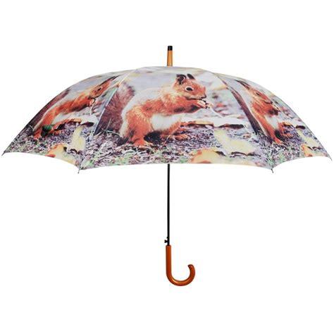 animal pattern umbrella squirrel pattern umbrella the christmas collection
