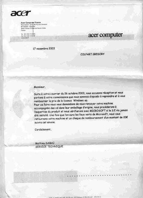 mod 232 le de lettre remboursement par anticipation d un pr 234 t