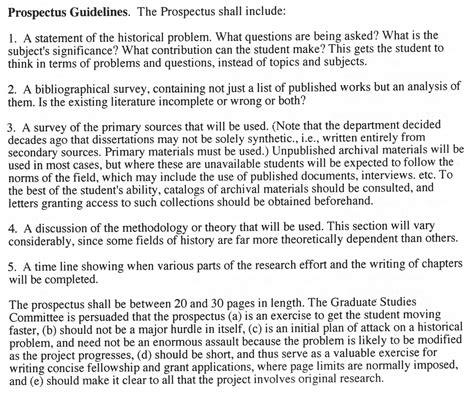 research paper prospectus exle prospectus research paper exles order custom essay