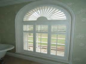 Arched Window Blinds Bloombety Arch Window Blinds With Flower Wall Arch