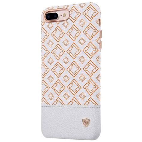 Soft Nillkin Oger Series For Iphone 7 nillkin oger leather for iphone 7 plus white