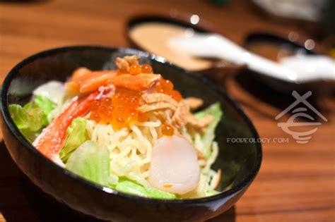 Ramen Di Sushi Tei 旧貌新颜 义安城的sushi tei 新加坡 为食主义