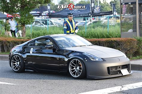 nissan fairlady 2016 stancenation 2016 nissan fairlady z33 hellalfush black