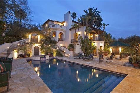 design house los angeles ca luxury home swimming pool spanish colonial los feliz