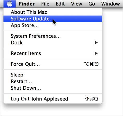 apple update update os x and app store apps on your mac apple support