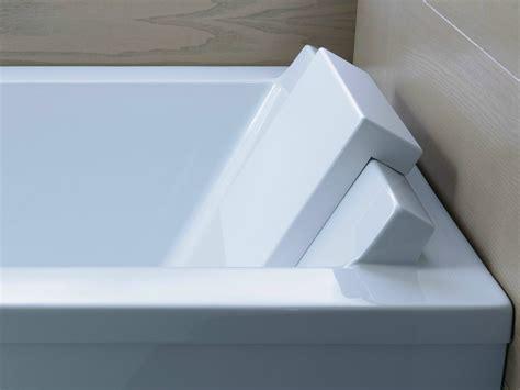 rechteckige badewanne starck badewanne aus acryl by duravit design philippe starck