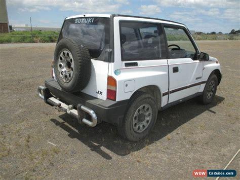 Suzuki Jx For Sale Suzuki Suzuki Vitara 1988 Jx 4x4 For Sale In Australia