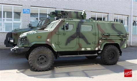 tactical vehicles company unveils kozak 5 light multi purpose