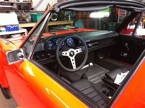Porsche 914 Innenausstattung by 1970 Porsche 914 6 Gt German Cars For Sale Blog