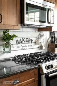 Painting Kitchen Backsplash Ideas - 12 shiplap ideas that are right now hometalk