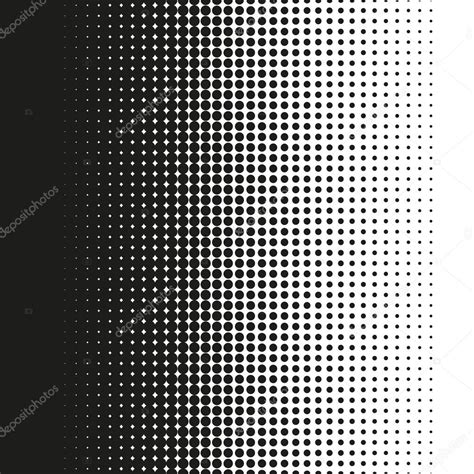 pattern dots gradient fine halftone dots pattern gradient in vector format