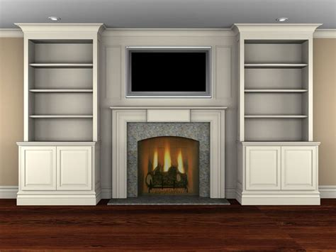 best 25 fireplace built ins ideas on