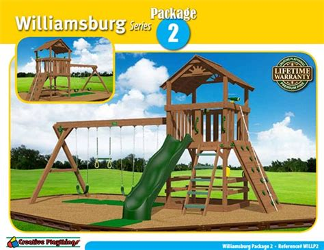 williamsburg swing set williamsburg wooden swing set fitness lifestyles