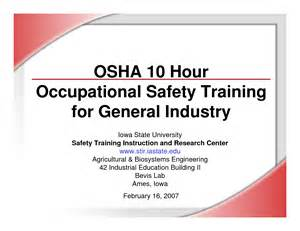 Osha 10 Card Template by Sle Osha 10 Hour Cards Images