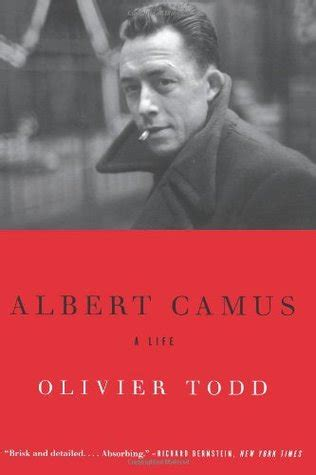 olivier books albert camus a by olivier todd reviews discussion
