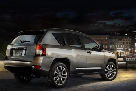 Jeep Compass 2014 Updated 2014 Jeep Compass Ready For Europe