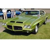 1971 Pontiac GTO  Information And Photos MOMENTcar