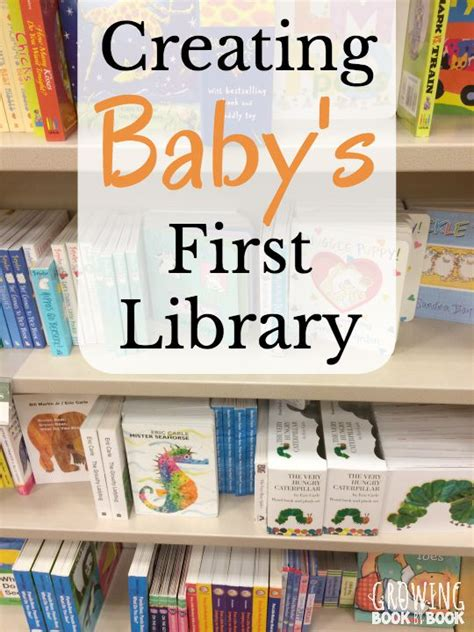 Babys Book creating baby s library