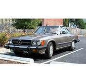 1976 Mercedes Benz 450SL  Significant Cars Inc