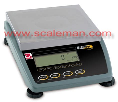 counting scales digital counting scales ohaus rc6rs ranger parts counting scale
