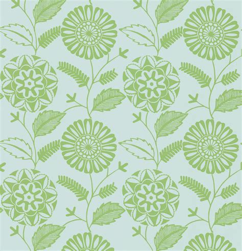modern floral wallpaper resort green modern floral wallpaper contemporary