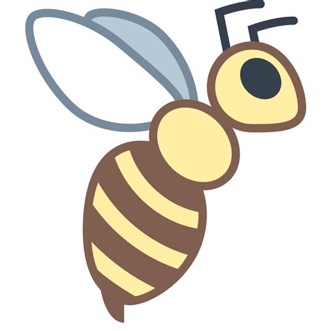 honey bee icon free png honey bee transparent honey bee png images pluspng