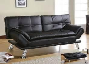 black leather futon costco bm furnititure
