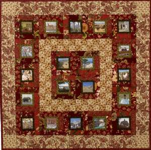 memory quilts from patterns by jean boyd
