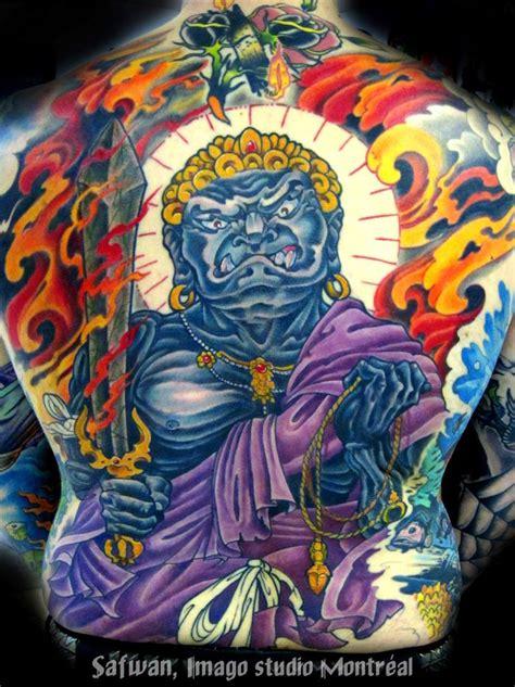 fudo myoo tattoo fudo myoo fudo myoo 171 imago montreal fudo myoo and nio