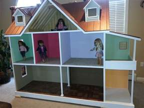 how to build a custom house custom built american girl 18 inch doll house one of a kind ebay