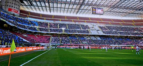 Home Design Software Best by Stadio Giuseppe Meazza Di San Siro Tecnovision