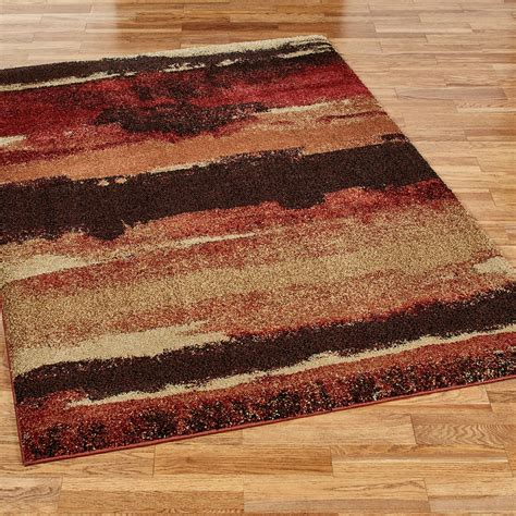 abstract rugs ridge multi warm abstract area rugs