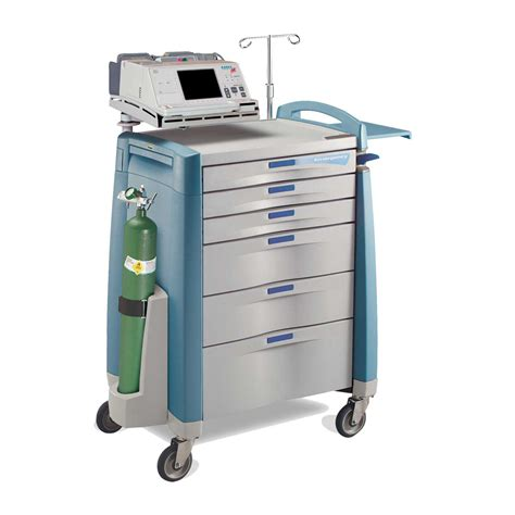 Emergency Cart 12038 Paragon Care