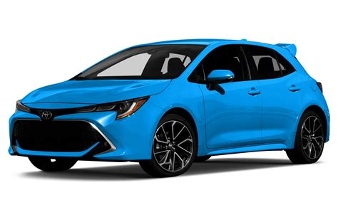 Toyota Hatchback 2019 by New 2019 Toyota Corolla Hatchback Price Photos Reviews