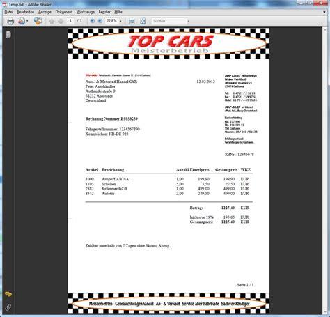 Muster Angebot Gutachten Bilder Software Rechnungen Schreiben