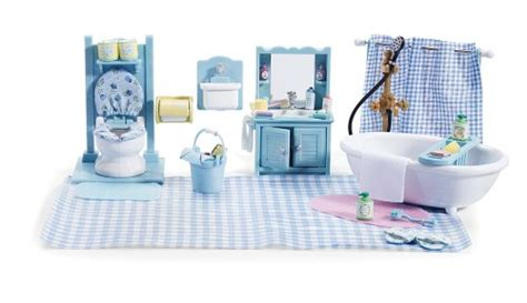 Master Bathroom Sets by Calico Critters Master Bathroom Set Accessories New Ebay