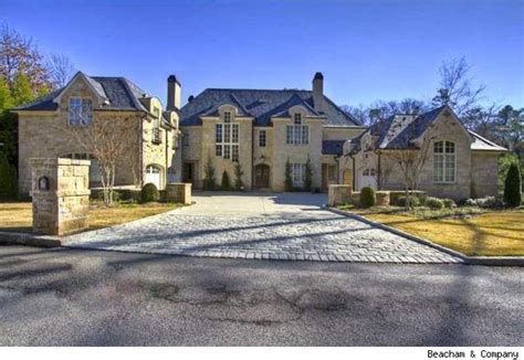 allen iverson house allen iverson foreclosure see the 2 8 million atlanta home ex nba star lost nba
