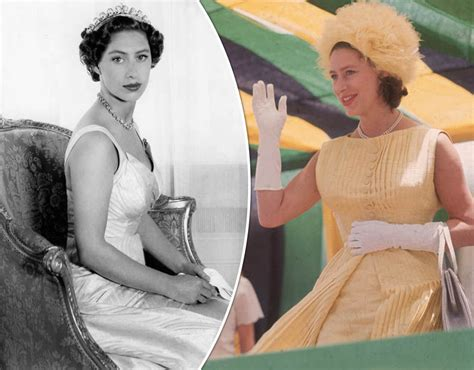 Pictures Of Princess Margaret princess margaret anniversary queen s sister in pictures