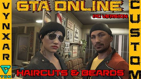 gta v all haircuts and beards gta online all haircuts beards youtube