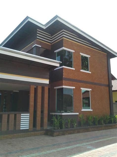 harga membuat rumah sendiri bina rumah atas tanah sendiri pada kos serendah rm80k