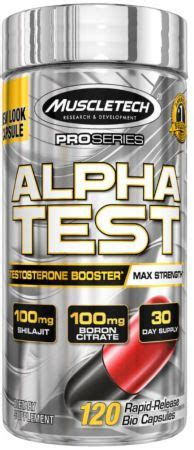 Muscletech Alpha Test 120 Caps Testobooster Bukan Test Hd Mt pro series alpha test muscletech