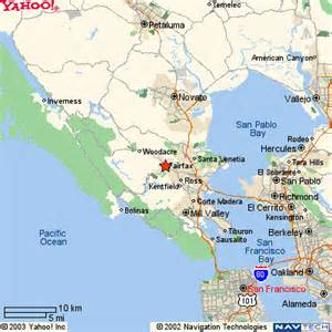 fairfax california map fairfax ca pictures posters news and on your