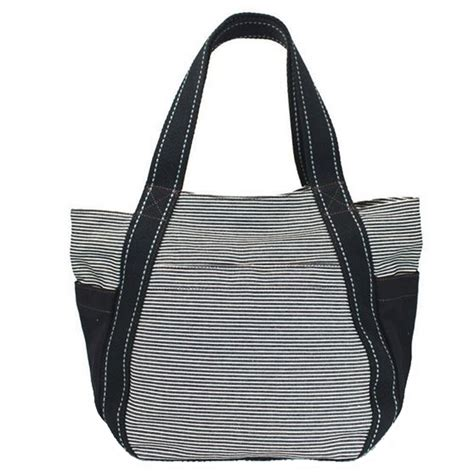 Canvas Carryall chala purse handbag leather canvas carryall tote bag