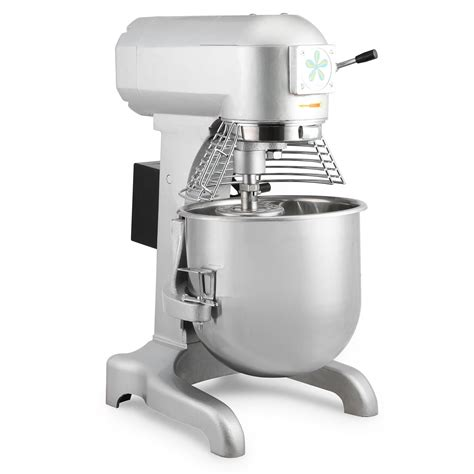 Mixer Heavy Duty 750w 20 l commercial dough food mixer gear driven pizza
