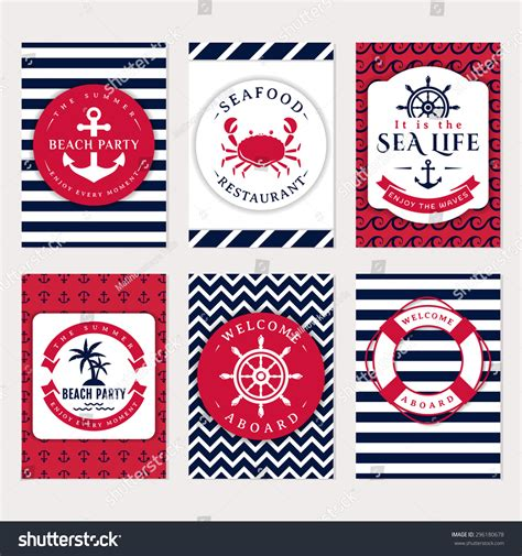 nautical card templates 1000 images about printables papers 10 outstanding