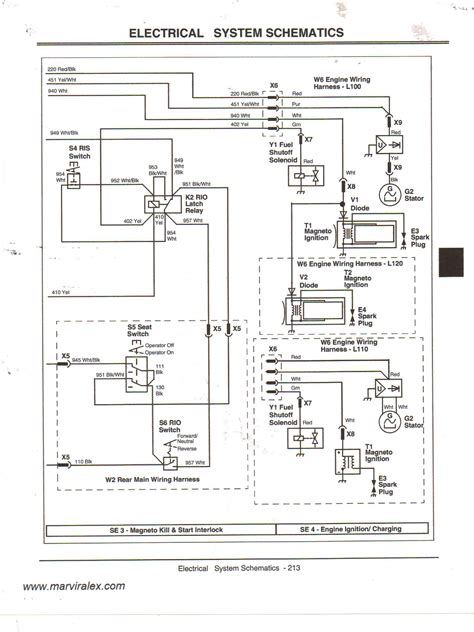 deere 318 wiring diagram webtor me