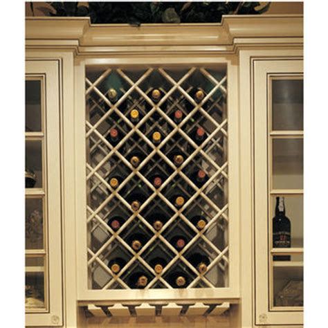 Wine Rack Inserts For Kitchen Cabinets Omega National Products Shop Omega National Cabinet Organizers Wine Rack Cabinet Insert Sosfund