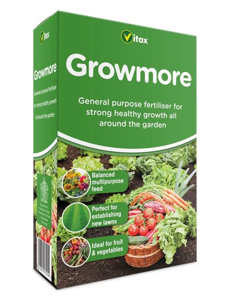 plant food that comes with flowers vitax growmore flowers lawns plant food feed fertiliser