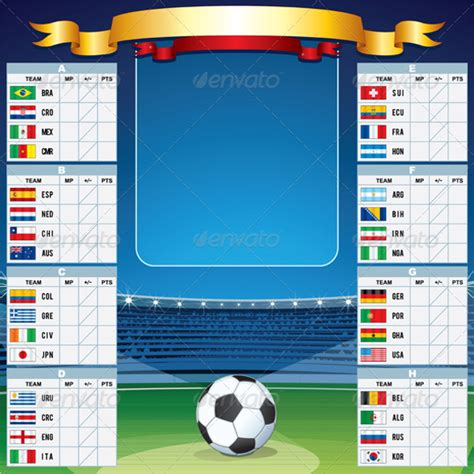 soccer html template 65 scoreboard templates free psd word excel ppt